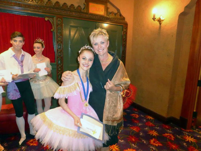 Young British Dancer Wins Worldwide Ballet Competition 2014