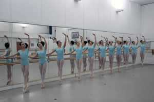 ballet dance school stockport