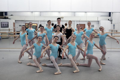 ballet classes wilmslow
