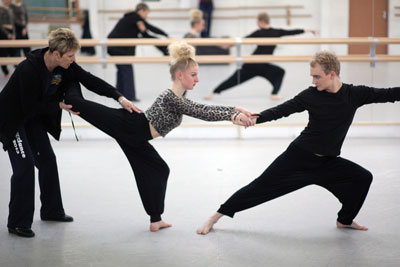 ballet teaching course manchester
