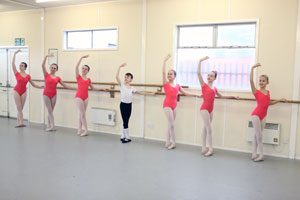 childrens ballet classes cheadle