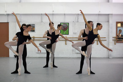 classical ballet classes cheshire