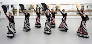 spanish dance classes cheshier