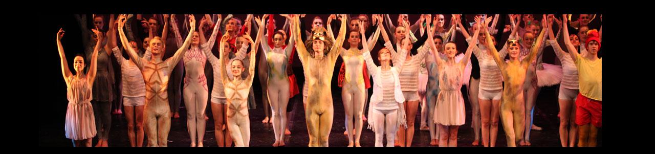 Allegrodance Touring Company 2015