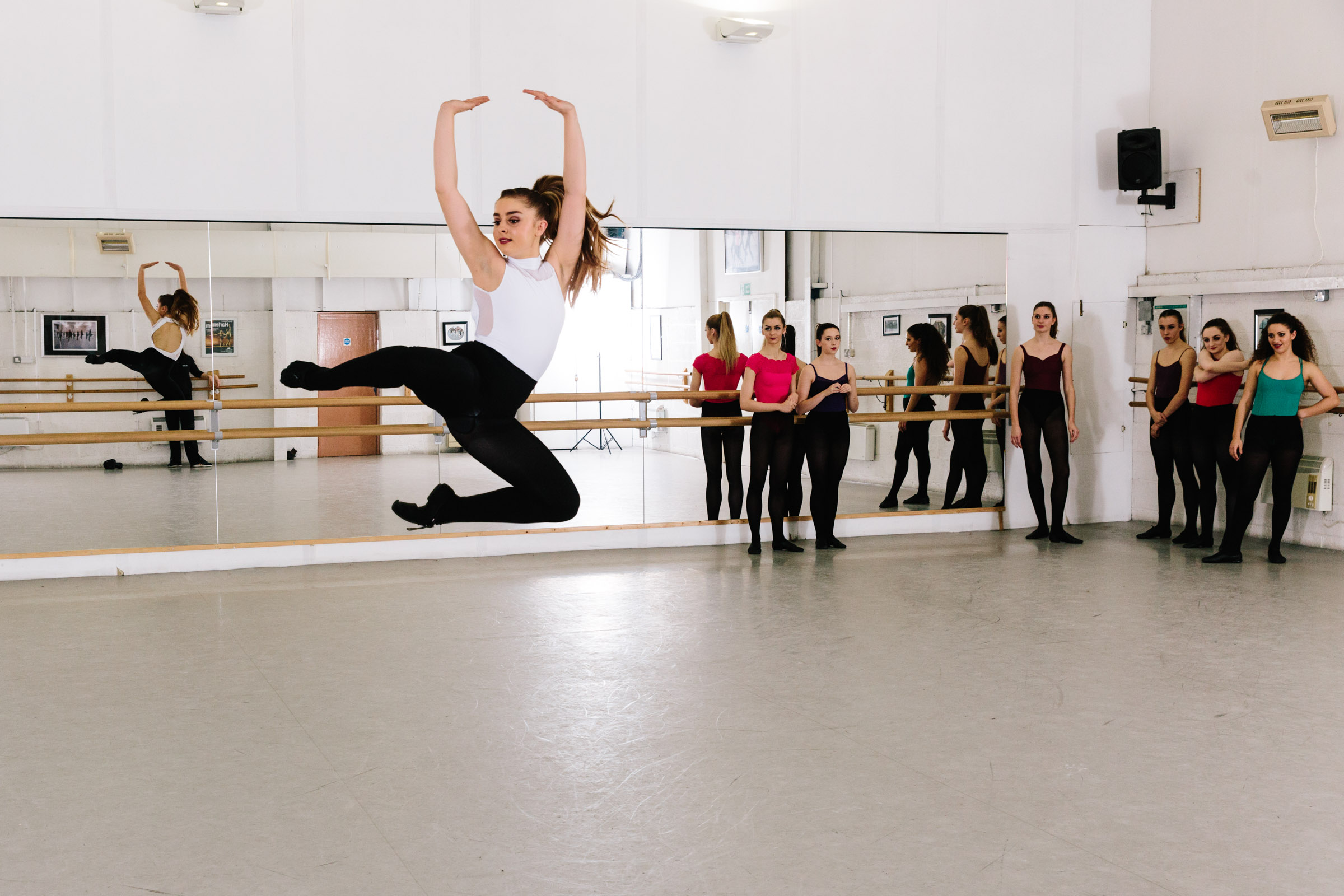 Dance Health and Wellbeing