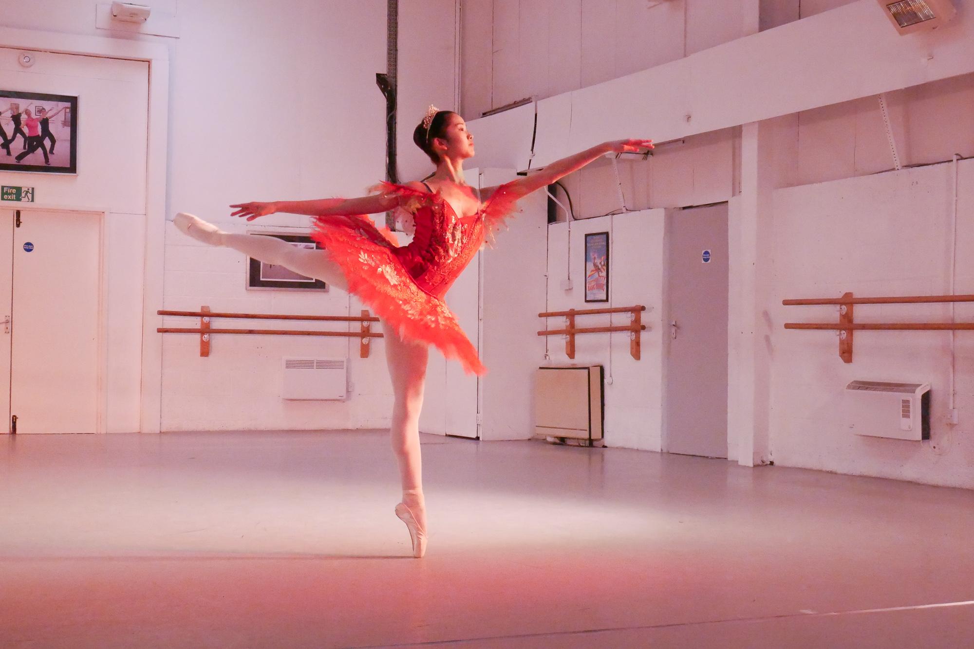 Allegrodance Touring Company 2020 Week 1